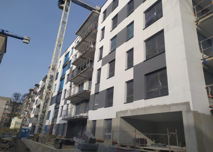 Postęp Budowy