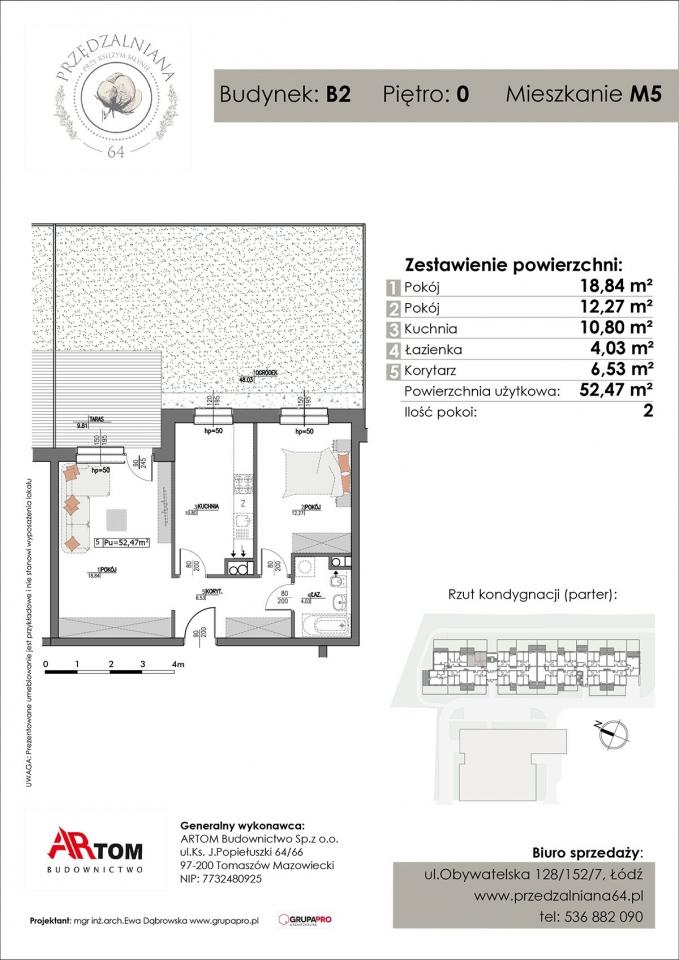 Apartament nr. M5