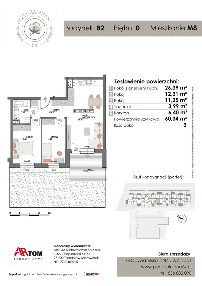 Mieszkanie M8