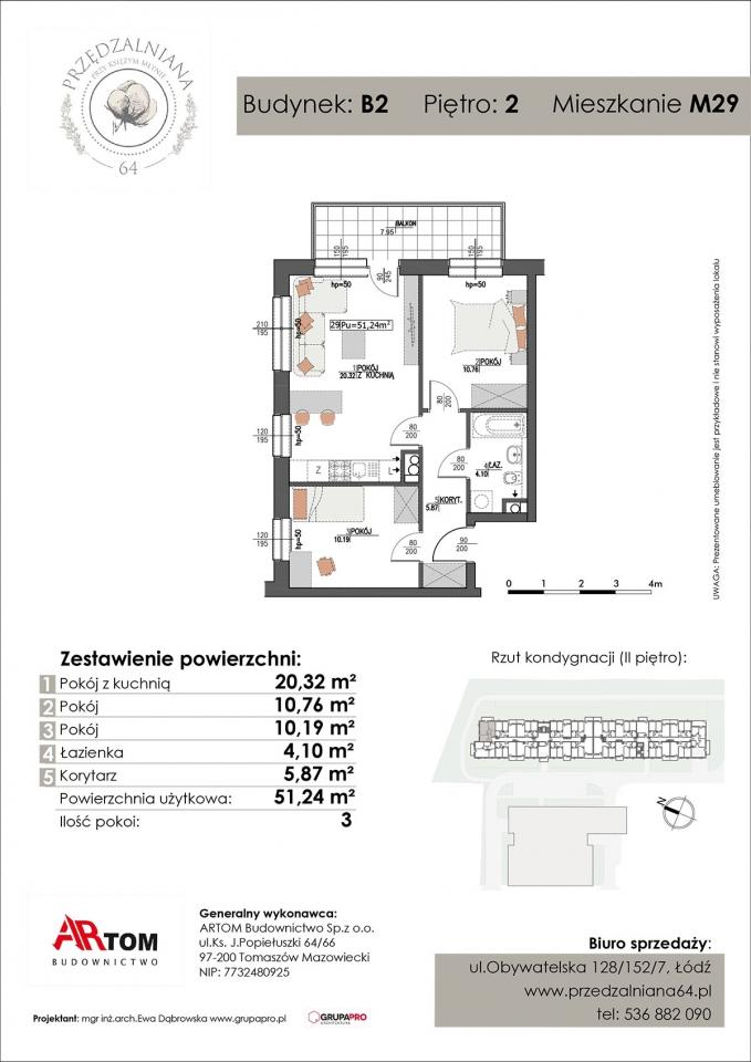 Mieszkanie M29