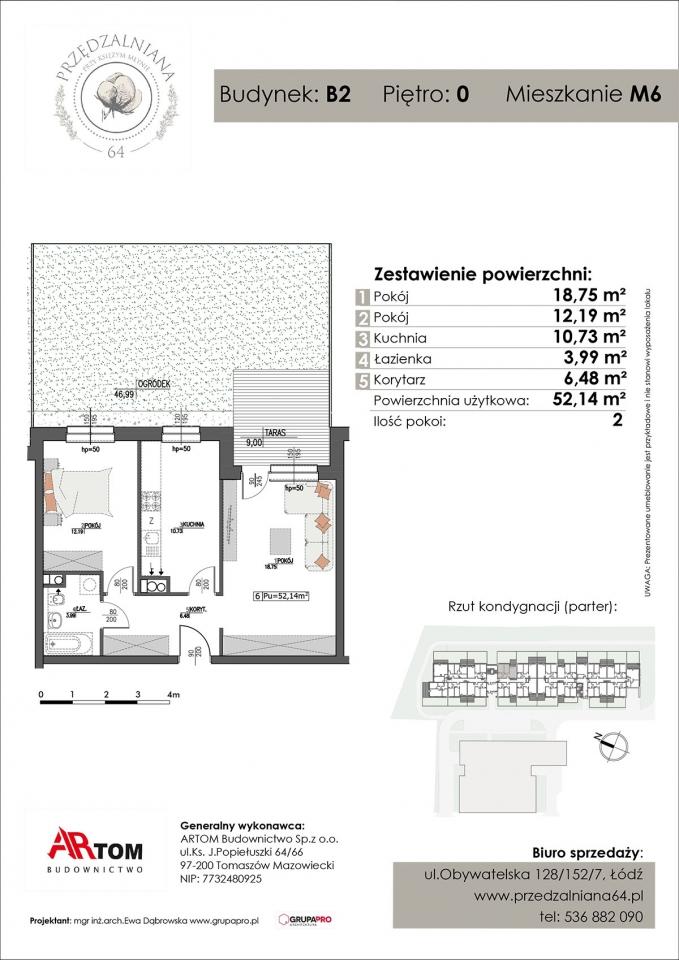 Apartament nr. M6
