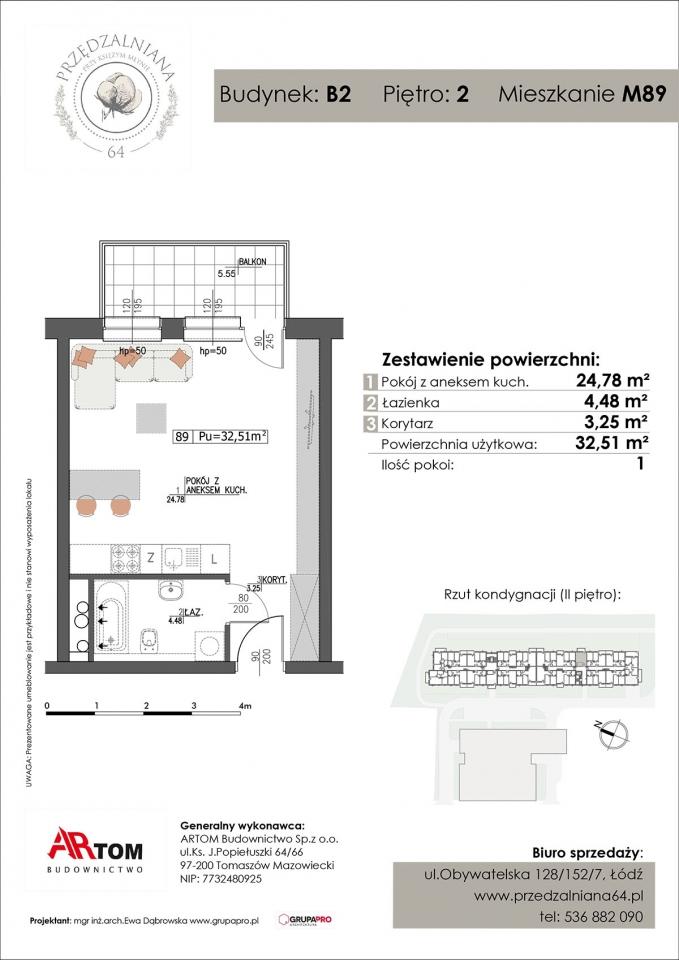 Mieszkanie M89