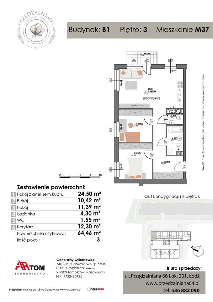 Mieszkanie M37