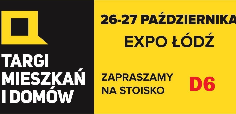 Targi Mieszkań i Domów w hali Expo Łódź