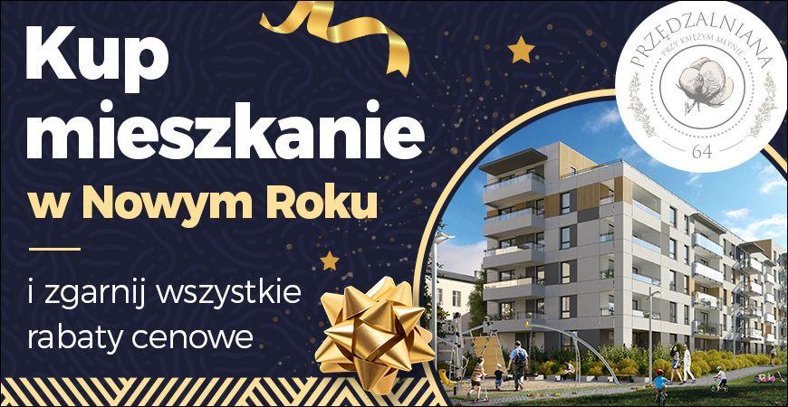 Zakup mieszkania w Nowym Roku