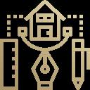 funkcjonalny rozkład budynku i pomieszczeń